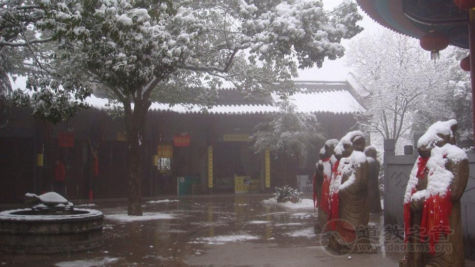 金华赤松黄大仙宫
