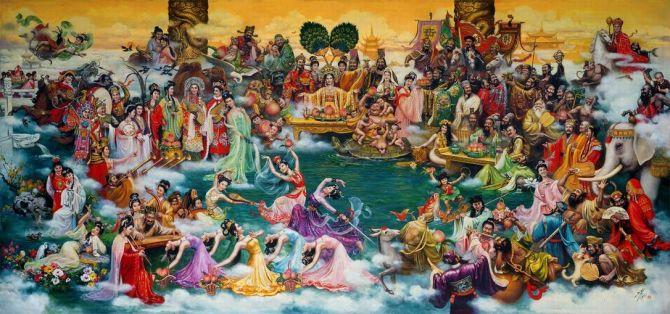 西王母信仰的传播在社会中的影响和认识误区