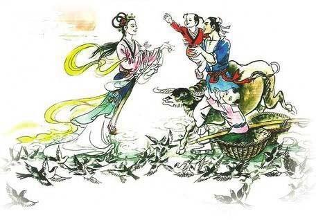 七月初七七夕節,全新呈現被傳走樣的牛郎織女故事