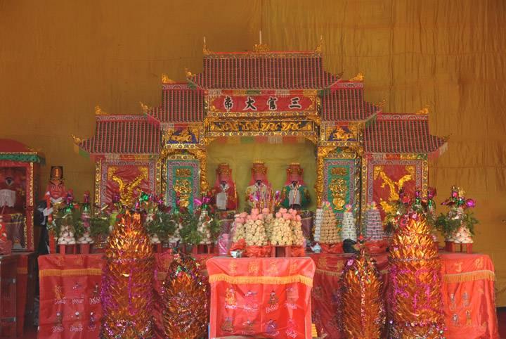 七月十五中元节,看道教地府信仰地官大帝能赦哪些罪