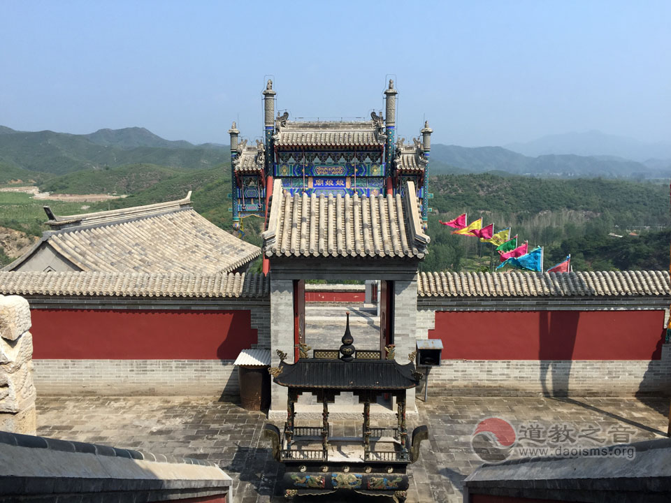 古北口娘娘庙