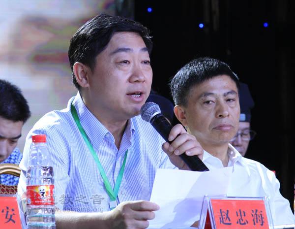 赵忠海:道教院校必须下大力气抓好人才培养工作