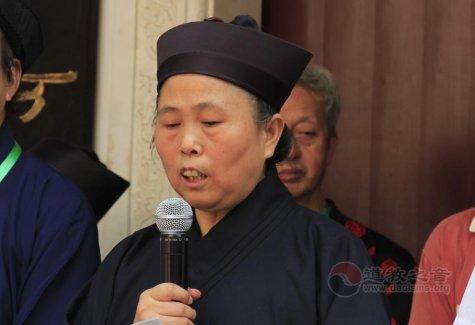 黄至安道长:传承道教书画艺术、复兴中华传统文化是我们共同的梦想和责任