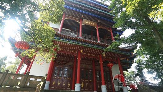 湖南永州桃川宫
