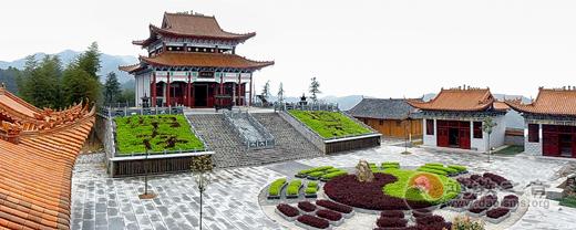 湖南溆浦玉皇宫