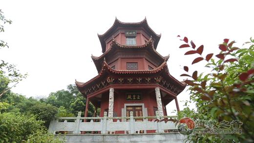 湖南湘潭天师宫