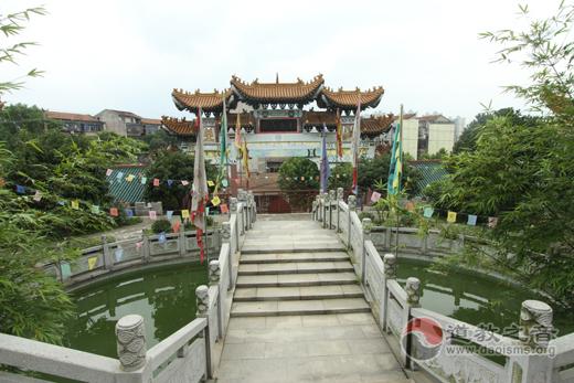 湖南岳阳吕仙道观
