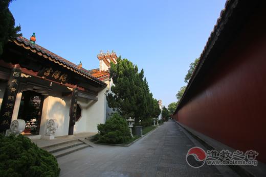 湖南衡阳南岳大庙
