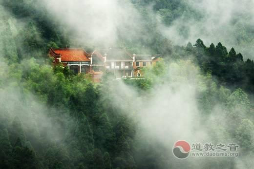 湖南南岳紫竹林道院