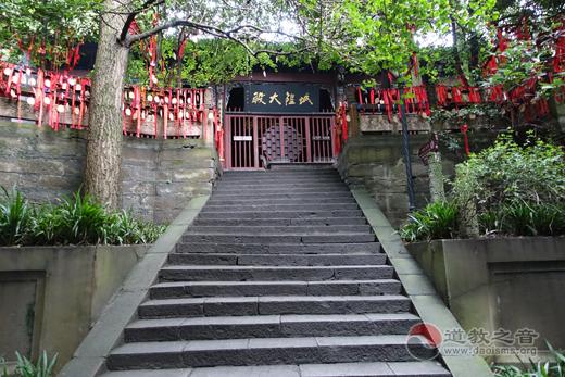 四川都江堰城隍庙(图集)