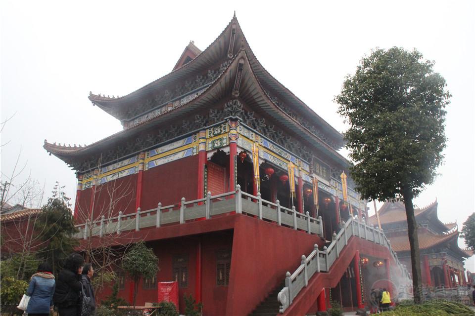 湖南省怀化玉皇宫