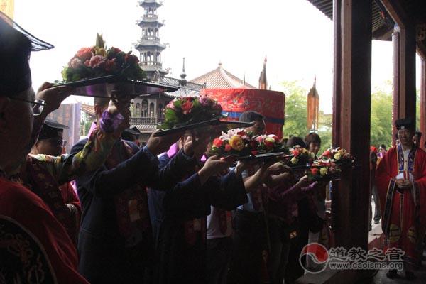 黄大仙故里文化节暨黄大仙宫建宫20周年庆典活动举行