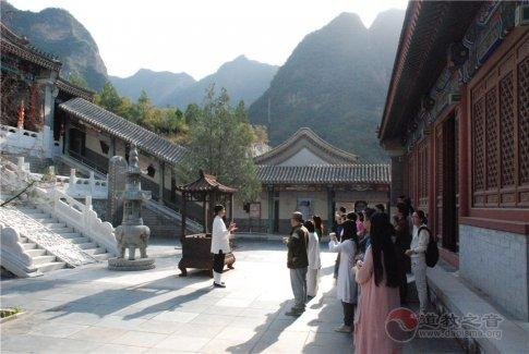 问道之旅第七期北京圣莲山探幽问玄(图集)