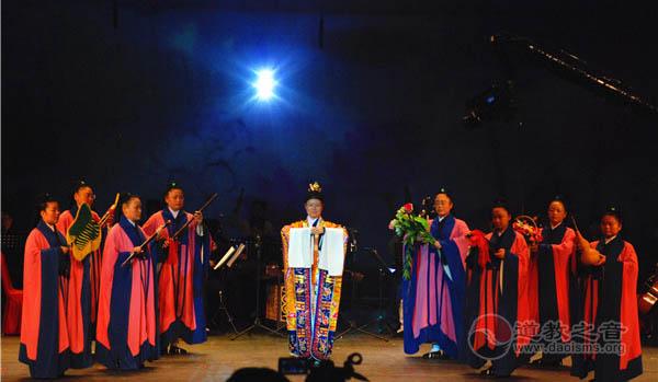 第十五届道教音乐汇演在昆明举行