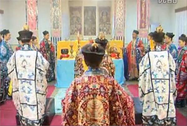 湖南南岳大庙科仪—萨祖铁罐施食科01(视频)