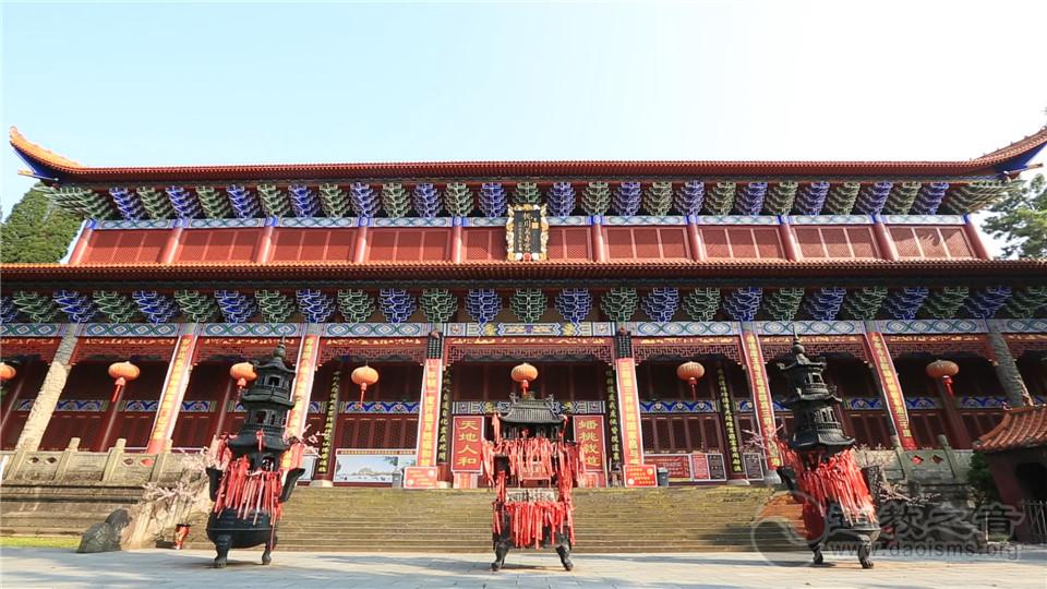湖南常德桃川宫(图集)