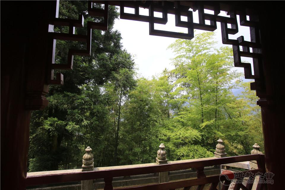 湖南南岳紫竹林道觀(圖集)