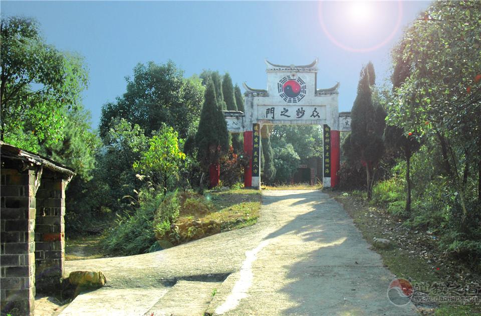 湖南溆浦玉皇宫(图集)