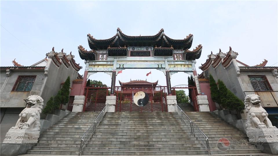 湖南岳阳吕仙道观(图集)