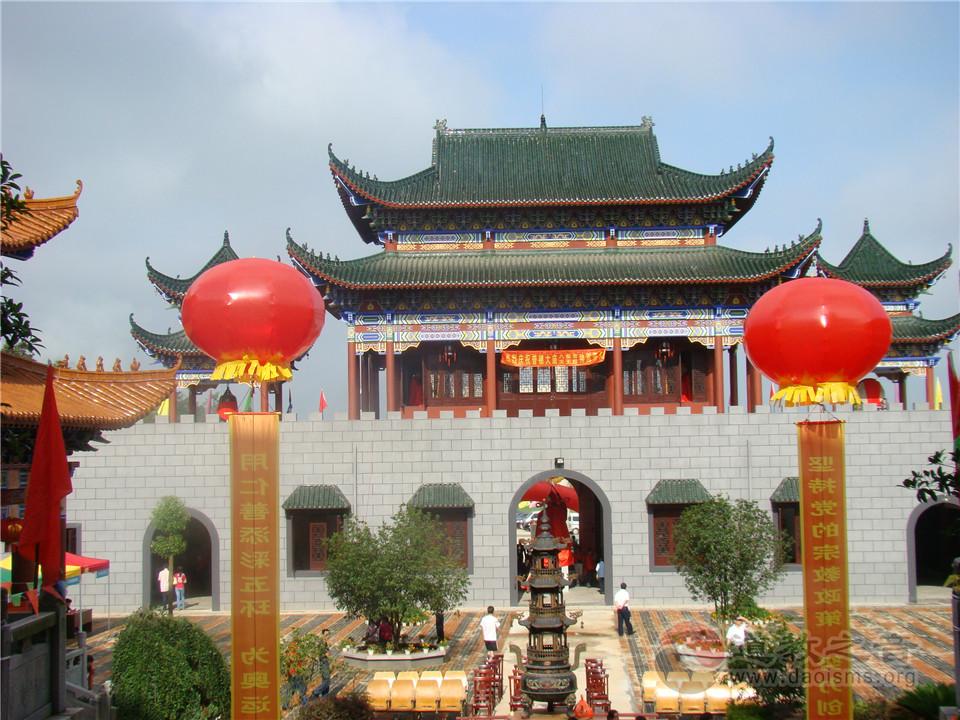 湖南汨罗普德大庙(图集)