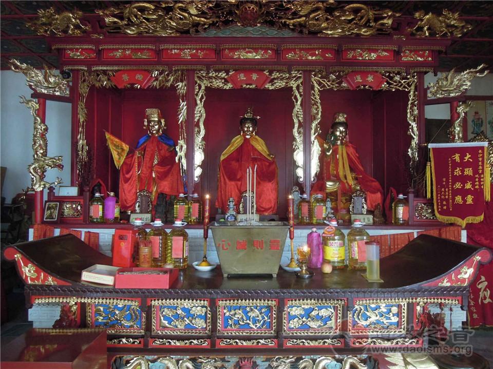 湖南长沙东岳宫(图集)