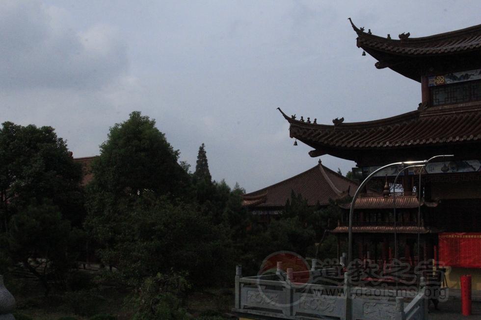 浙江兰溪缘源园黄大仙宫