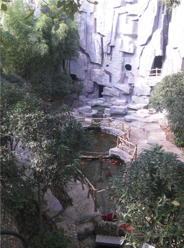 陕西宝鸡市磨性山道院(图集)