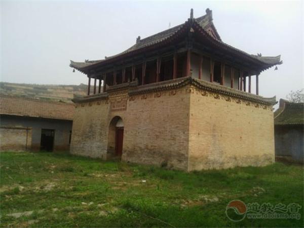 陕西宝鸡市磻溪宫