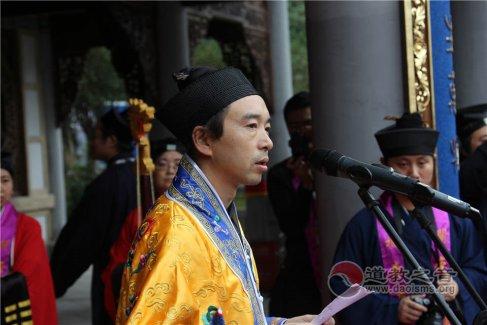 邓信德道长:对岳王的信仰其实包含着人们对战争的厌恶与和平的企盼