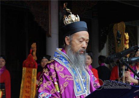 李光富道长:道教界要为促进当地经济社会发展传递正能量