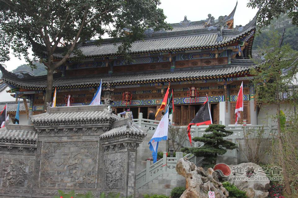 重庆市渝中区关岳庙