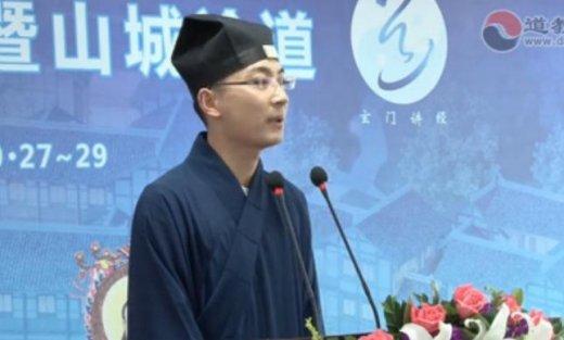宋小龙道长:施恩不求报 与人不追悔