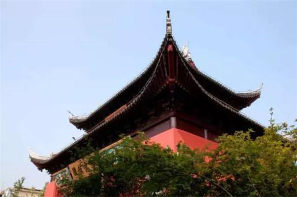 申城宫观巡礼—水墨古镇上的神仙洞府