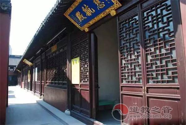 上海长宁区三泾庙