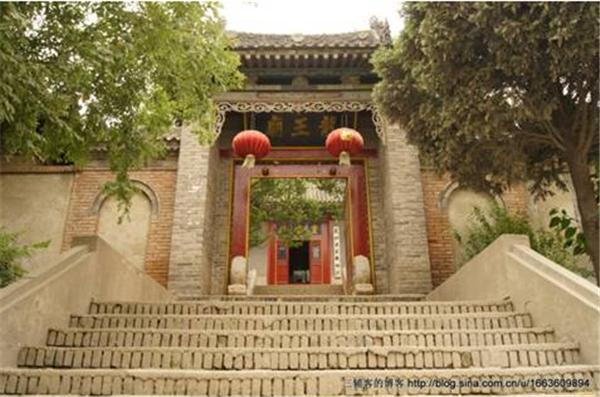 陕西武功县龙王庙