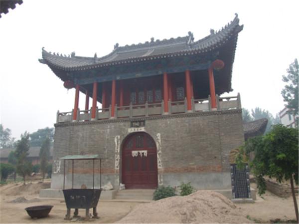 陕西武功县望仙宫