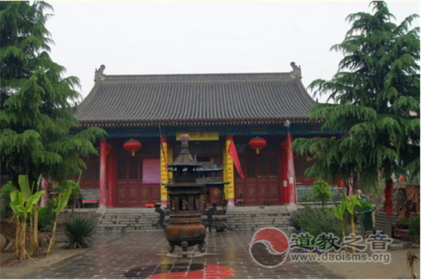 陕西渭南城隍庙