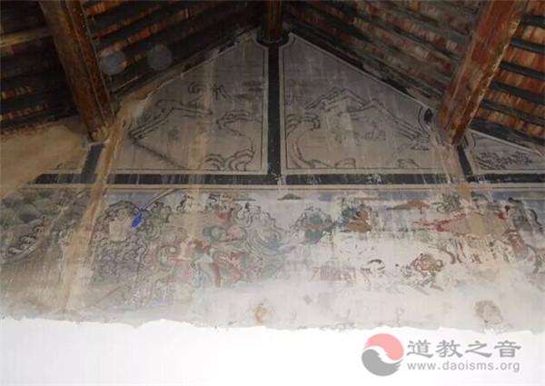 山西应县三官庙