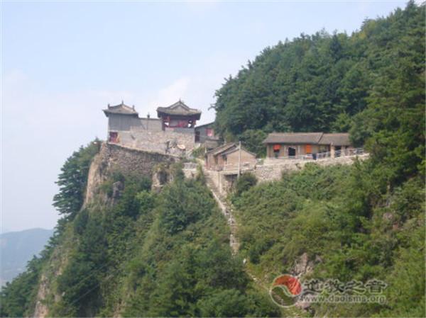 甘肃礼县香山观