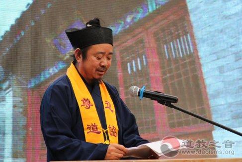 黄信阳道长:首都道教事业的发展,与我们每一个人息息相关
