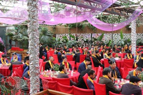 北京市道教协会成立十周年庆典活动