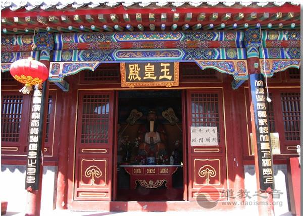 北京市平谷興隆觀
