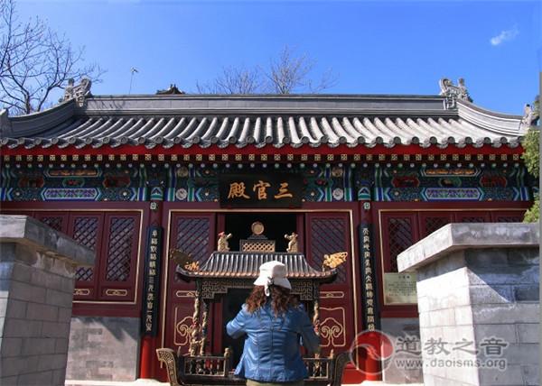 北京市平谷兴隆观