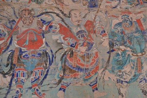 天蓬元帅真的是西游记里面所记载的那样吗?