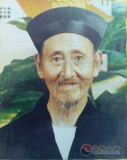 陕西天竺山道教的振兴者——周理贵道长