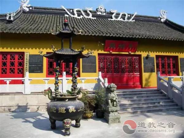 上海奉贤区上真道院
