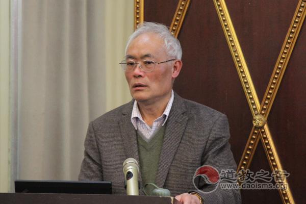 中国道教协会慈善公益委员会工作会议召开