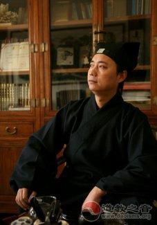 中国道教协会副秘书长刘世天道长