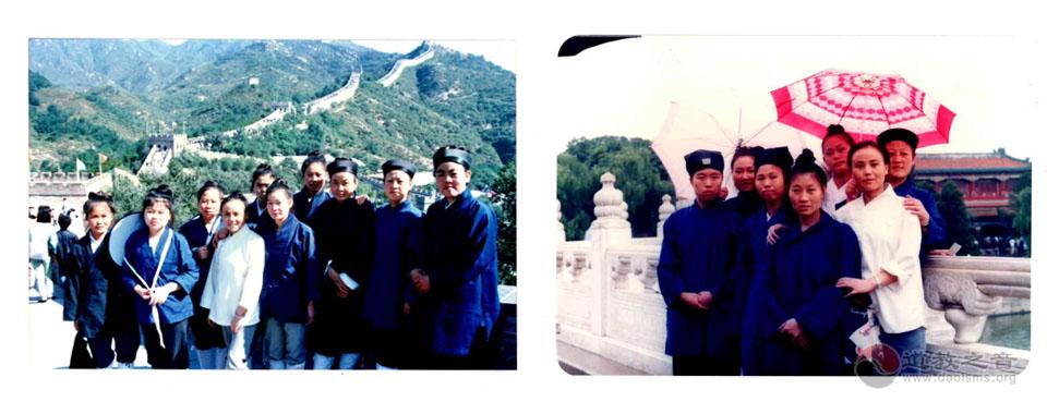 中国道教协会第五期道教知识专修班坤道班(图片提供:孟崇然道长)