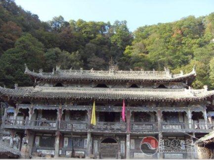 陕西陇县景福山道院